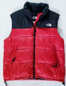 Men's The North Face Puffer Vest Large